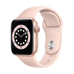 Apple - WATCH 6 GPS 40MM MG123TY/A rosa
