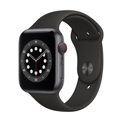 Apple - WATCH 6 GPS+CELL 44MM MG2E3TY/A grigio