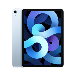 """Apple - iPad Air 10,9"""" Wi-Fi + Cellular 64GB - Sky Blue MYH02TY/A"""