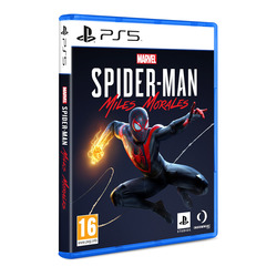 Sony - PS5 MARVEL'S SPIDER-MAN MILES MORALES