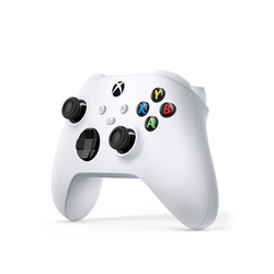 Microsoft - XBOX WIRELESS CONTROLLER – WHITE ROBOT