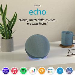ECHO - ECHO 4^ GENERAZIONE BLU-GRIGIO