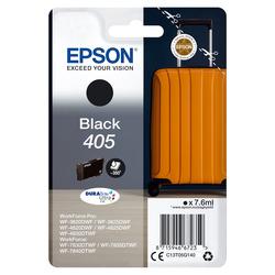 Epson - EPSON INCHIOSTRO  SERIE VALIGIA 405 STD NERO