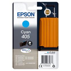 Epson - EPSON INCHIOSTRO  SERIE VALIGIA 405 STD CIANO