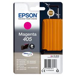 Epson - EPSON INCHIOSTRO  SERIE VALIGIA 405 STD MAGENTA