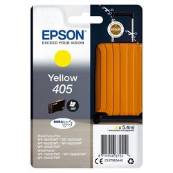 Epson - EPSON INCHIOSTRO  SERIE VALIGIA 405 STD GIALLO