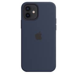 Custodia MagSafe in silicone iPhone 12/12 Pro