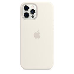Apple - Custodia MagSafe in silicone per iPhone 12 Pro Max