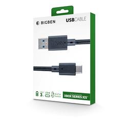 BIGBEN - BIGBEN CAVO RICARICA CONTROLLER SERIE X/S USB-C 3M
