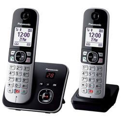 Panasonic - KX-TG6862JTB