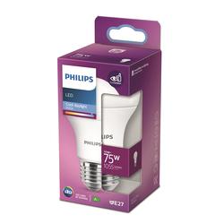 Philips - LED  GOCCIA 75W E27 6500K NON DIM