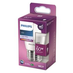 Philips - LED SFERA 60W E27 4000K NON DIM