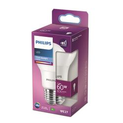 Philips - LED  GOCCIA 60W E27 6500K NON DIM