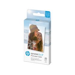 HP - Sprocket 2X3 Paper 20 Pack