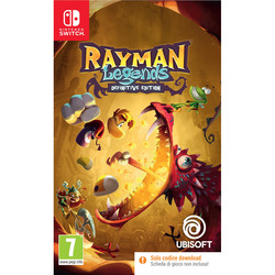 Ubisoft - RAYMAN LEGENDS DEFINITIVE EDITION CODE IN BOX ITA