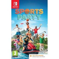 Ubisoft - SPORTS PARTY CODE IN BOX ITA SWITCH