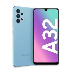 """Samsung - Galaxy A32 4G 6.5"""" 128 GB Awesome Blue SM-A325FZBG"""