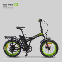 ARGENTO - FOLDABLE E-BIKE MINI MAX GT 2021