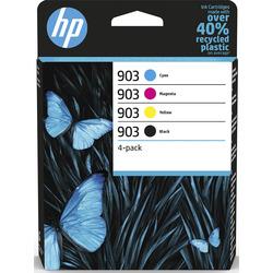 HP - 903 MULTIPACK 4pz NERO CIANO MAGENTA GIALLO  6ZC73AE