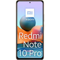 XIAOMI - REDMI NOTE 10 PRO 128GB BRONZE MZB08L0EU