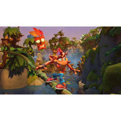 ACTIVISION - CRASH BANDICOOT 4 - IT´S ABOUT TIME SWT