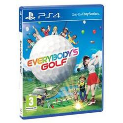 VARI - PS4 EVERYBODY'S GOLF 7 9858966
