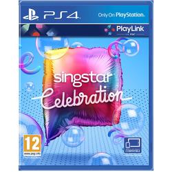 Sony - PS4 SINGSTAR CELEBRATION9927068