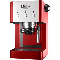 Gaggia - GRAN GAGGIA DELUXE RI8325/12 rosso