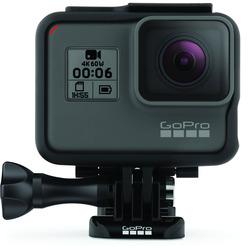 GoPro - HERO 6 BLACK CHDHX-601 nero