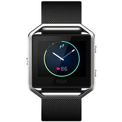 Fitbit - BLAZE TG.LFB502SBKL-EU nero