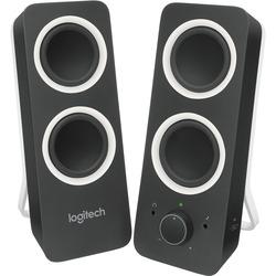 LOGITECH - Z200 980-000810 nero