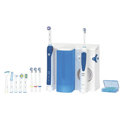 ORAL B - ORAL CENTER OC20.565+OC3000 bianco-blu