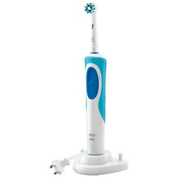 ORAL B - VITALITYCROSSACTION bianco-blu