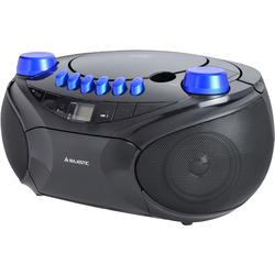 Majestic - AH-2478 BT MP3 USB nero