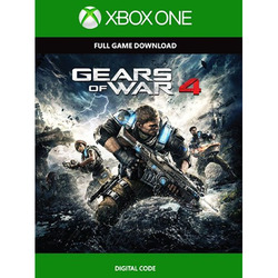 Microsoft - XBOX ONE GEARS OF WAR 4 4V9-00016