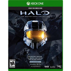 Microsoft - XBOX ONE HALO: THE MASTER CHIEF COLLECTION RQ2-00021