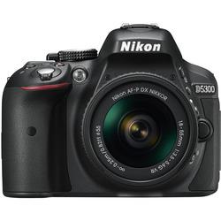 Nikon - D5300 + 18-55MM VR nero