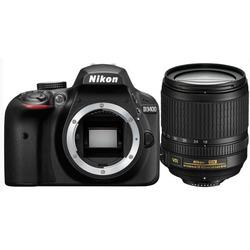 Nikon - D3400 + 18-105 VR nero