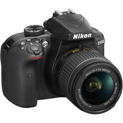 Nikon - D3400 + AF-P DX 18-55MM VBA490K002 nero