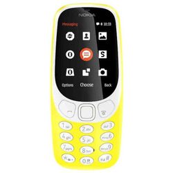 Nokia - 3310 SINGLE SIM  giallo