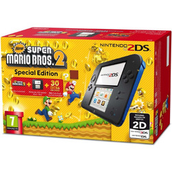 Nintendo - 2DS + NEW SUPER MARIO BROS 2 2204549