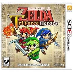 Nintendo - 3DS THE LEGEND OF ZELDA: TRI FORCE HEROES2230449
