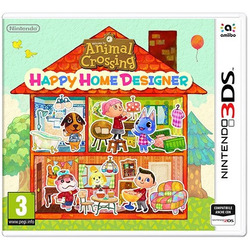 Nintendo - 3DS ANIMAL CROSSING HAPPY HOME DESIGNER 2231849