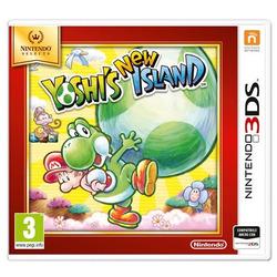 Nintendo - 3DS YOSHI'S NEWE ISLAND SELECT 2230949