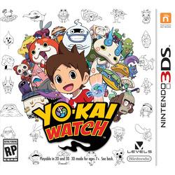 Nintendo - 3DS YO-KAI WATCH2232949