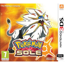 Nintendo - 3DS POKEMON SOLE 2234449