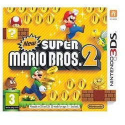 Nintendo - 3DS NEW SUPER MARIO BROS 2 2223249