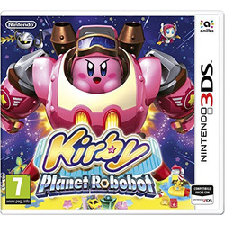 Nintendo - 3DS KIRBY PLANET ROBOBOT 2233349