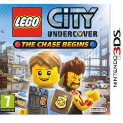 Nintendo - 3DS LEGO CITY UNDERCOVER THE CHASE BEGINS SELECT2233749