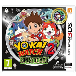 Nintendo - 3DS YOKAI WATCH 2 SPIRITOSSI 2236349